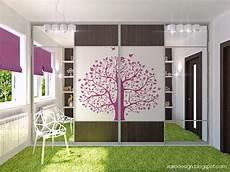 Cute Wardrobe Design Cute Girls Rooms