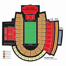 Rockland Boulders Seating Chart Arizona Wildcats Football At Colorado Buffaloes Football