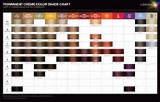 Joico Color Chart Joico Lumishine Permanent Creme Color Shade Chart