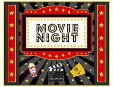 Movie Themed Invitation Template Free Free Movie Night Party Printables By Printabelle Catch