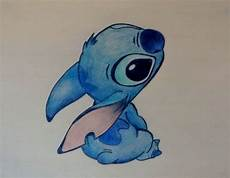 stitch from disney s lilo and stitch colored