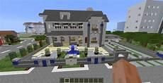 minecraft new castol city cing and modern villa v 1 0