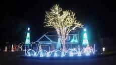 Carol Of The Bells Light Show 2016 Christmas Light Show Carol Of The Bells Youtube