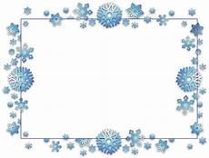 Blue Holiday Border Free Illustration Frame Border Card Free Image