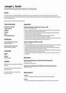Resume Temolate Free Resume Templates For 2020 Fill In Simple Amp Easy