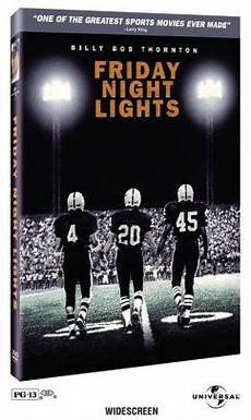 Friday Night Lights Original Movie Soundtrack Friday Night Lights By Peter Berg Billy Bob Thornton