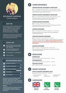 Design Your Cv 10 Skills Every Designer Needs On Their Resume Design Shack