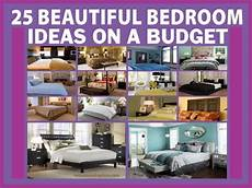 Bedroom Ideas On A Budget 25 Beautiful Bedroom Ideas On A Budget Removeandreplace