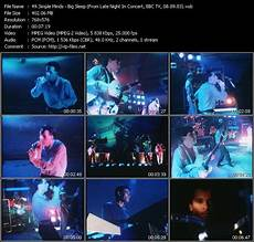 City Lights Bbc Dvd Download Simple Minds Big Sleep From Late Night In