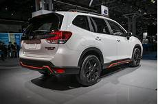 the 2019 subaru forester refreshing or revolting 2019 subaru forester motor trend