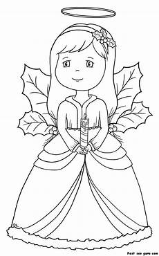 Kostenlose Malvorlagen Engel Coloring Pages To And Print For Free