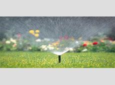 Lawn Landscape and Garden Spray Irrigation Sprinkler Systems
