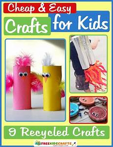 cheap and easy crafts for 9 recycled crafts