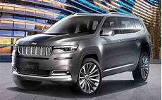 2020 Jeep Commander by New Jeep Grand Commander 2020 News Reviews