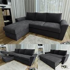 stanford l shape corner sofa bed online4furntiure co uk