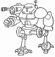 Malvorlagen Roboter Konabeun Zum Ausdrucken Ausmalbilder Roboter 23445