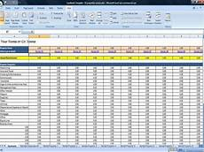 Property Management Templates Excel Property Management Template Charlotte Clergy Coalition