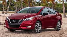 nissan modelle 2020 2020 nissan versa debuts with better looks more safety tech