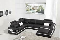 Black Sectional Sofa 3d Image by T271 Modern Black Leather Sectional Sofa Sofas Couches