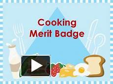Cooking Merit Badge Powerpoint Ppt Cooking Merit Badge Powerpoint Presentation Free