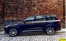 Volvo Suv 2020 by Anything On Wheels Volvo Launches The New Xc90 Luxury Suv