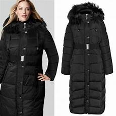 new womens plus size quilted padded winter