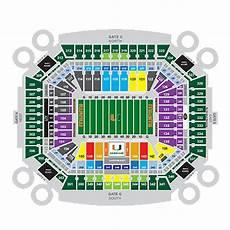 Hard Rock Miami Seating Chart Hard Rock Stadium Miami Tickets Schedule Seating