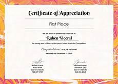 Free Certificates Of Appreciation Templates 58 Printable Certificate Templates Free Psd Ai Vector