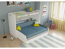bunk bed xl sofa bed desk and trundle bel