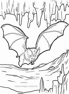 Fledermaus Ausmalbild Kostenlos Malvorlage Fledermaus Ausmalbilder Malvorlagen Und Ausmalen