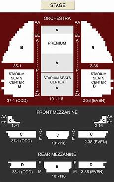 Wicked Seating Chart Gershwin Theatre Gershwin Theater New York Ny Seating Chart Amp Stage