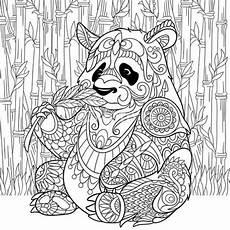 Ausmalbilder Tiere Panda Pandab 228 R Ausmalbilder F 252 R Erwachsene Kostenlos Zum