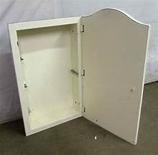 arched metal medicine cabinet olde things