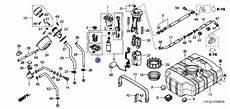 Honda Aquatrax Fuel Pump Filter Set For All R12 And F12