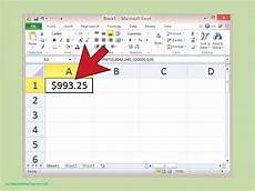 How To Set Up An Excel Spreadsheet For Accounts Setting Up An Excel Spreadsheet Glendale Community