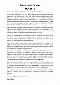 Essay Statement Of Purpose Statement Of Purpose