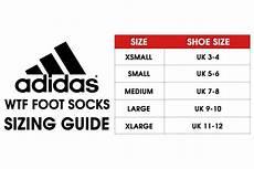 Adidas Crew Socks Size Chart Adidas Foot Socks Protection Fight Equipment Uk