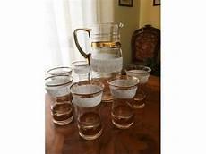 bicchieri decorati bicchieri epoca on decorazioni in oro posot class
