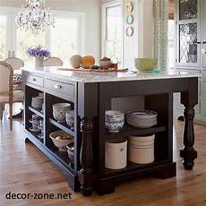 kitchen island with storage 15 small kitchen storage ideas dolf kr 252 ger