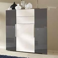 kommode schlafzimmer grau top schlafzimmer sideboard in hochglanz weiss grau