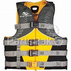 Yamaha Life Jacket Size Chart Stearns 2000015193 Pfd Life Jacket Womens Infinity 2x 3x Gold