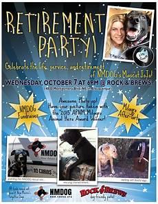 Retirement Party Flyers Jojo S Retirement Party Nmdog