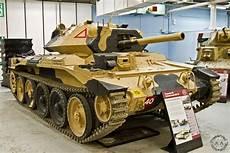 interno di un carro armato crusader carri armati