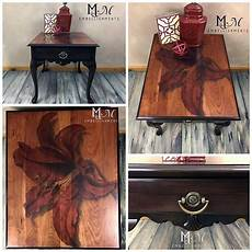 Dye Table Designs Merlot And Dye Stain Side Table General Finishes
