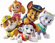 Paw Patrol Sofa For Png Image by Paw Patrol All Character Png 3