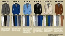 Suit Color Matching Chart Color Matching Like A Gentleman Grey Sport Coat Sport