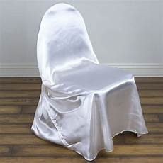 100 pcs satin universal chair covers wholesale wedding