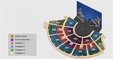 Cirque Orlando Seating Chart Cirque Du Soleil Tickets Orlando La Nouba Tickets