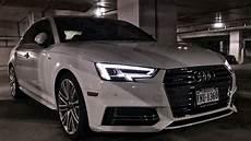 Audi Lights 2015 2017 Audi A4 Night Review Led Lighting Youtube