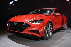 2020 Hyundai Sonata Yellow by 2020 Hyundai Sonata Midsize Sedan Lights Up The
